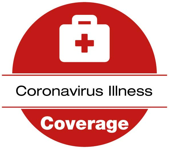coronavirus illness coverage